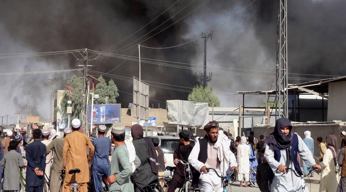 अफगानिस्तानको राजधानीमा तालिबानका लडाकु प्रवेश